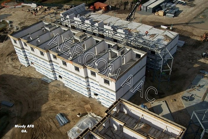 Projects Aercon Aac Autoclaved Aerated Concrete