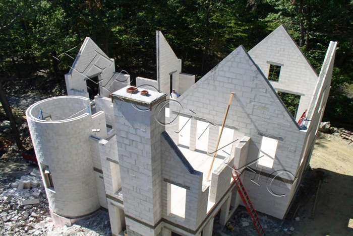 Cellular Concrete House Building For : Why does the u s primarily build homes out of wood